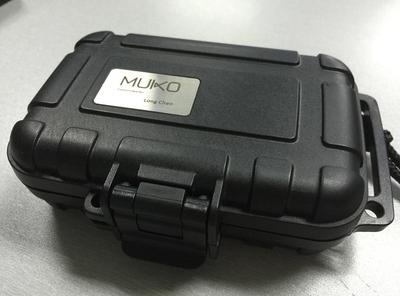 专属防水盒, 可承受1顿重量